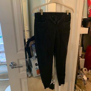Joes Jeans Skinny Black Sz 26